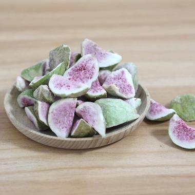 无花果怎么吃做法有哪些 忠县特产无花果果脯脆片天天吃好处多