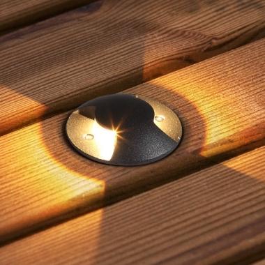 LED地埋灯品牌产品 嵌入式地灯户外防水室外用于草坪花园别墅庭院灯具