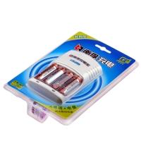 南孚5号镍氢充电电池,2400毫安大容量aa电池适用于玩具鼠标遥控器挂钟等