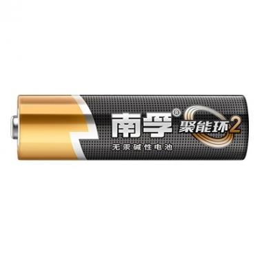 南孚电池型号用途选择,最新聚能环2代无汞7号碱性电池广泛用于各类电器!