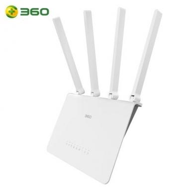 家用路由器推荐 360安全无线路由器V4全千兆真双频快人一步