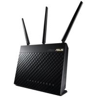 游戏无线路由器啥牌子好 华硕RT-AC68U无线路由器AC双频1900M