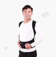 矫正坐姿远离驼背成人男女通用舒适型背带背揹