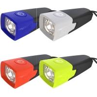 迷你迪卡侬便携手电筒 LED户外常备色彩缤纷性价比高