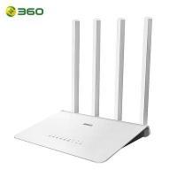 双频路由器哪个牌子好 360安全路由V4要用就用真双频四天线多人畅玩
