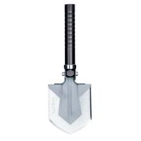 户外折叠工兵铲图片及价格 神火BG02军版多功能兵工铲锰钢铁锨超实用