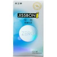 杰士邦ZERO零感清薄倍润避孕套 新品超薄爽滑情趣男用套套