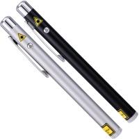 得力3933激光笔带红外线激光指示仪器 小型商务办公教学会议销售指示笔