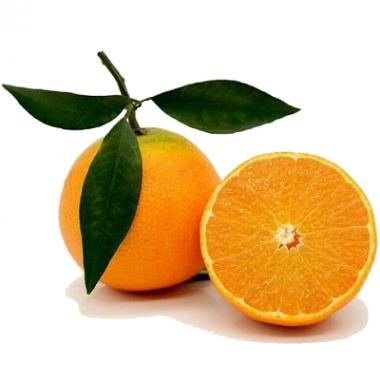 爱媛38号柑桔 重庆特产新鲜水果忠县忠橙可以吸的果冻橙子