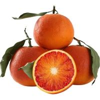 塔罗科血橙 新鲜水果红橙手剥橙子红心的肉超甜5斤装