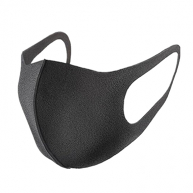pitta口罩明星同款冬季保暖防尘可洗舒适透气男女口罩3只