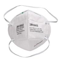 3m9001口罩 一次性防尘口罩防飞沫粉尘雾霾pm2.5颗粒物KN90