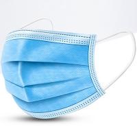 耳戴式医用一次性口罩 防尘防菌防颗粒物男女骑行使用50只