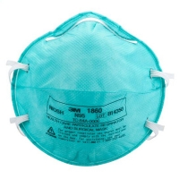 1860口罩3M医用防病菌病毒唾液防流感N95级口罩