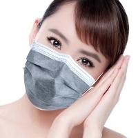 一次性活性炭口罩加厚无纺布防雾霾防尘口罩