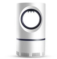 家用夏季新款光催化灭蚊器 usb光触媒驱蚊器吸蚊捕蚊灯