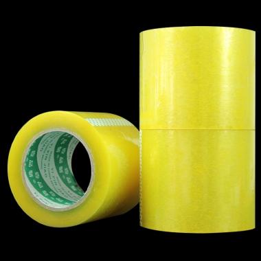 三星封箱黄胶带图片